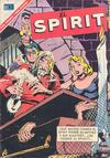 Cover for El Spirit (Editorial Novaro, 1966 series) #9