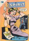 Cover for El Spirit (Editorial Novaro, 1966 series) #12