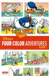 Cover for Disney's Four Color Adventures (Boom! Studios, 2011 series) #1