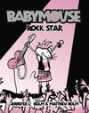 Cover for Babymouse (Random House, 2005 series) #4 - Rockstar