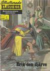 Cover for Illustrerade klassiker (Williams Förlags AB, 1965 series) #228 - Erik den djärve