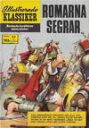 Cover for Illustrerade klassiker (Williams Förlags AB, 1965 series) #186 - Romarna segrar