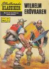 Cover for Illustrerade klassiker (Williams Förlags AB, 1965 series) #183 - Wilhelm Erövraren