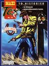 Cover for Maxi Tex (Hjemmet / Egmont, 2008 series) #19 - To rivaler; Medisinmannen Nana