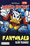 Cover for Donald Pocket (Hjemmet / Egmont, 1968 series) #378