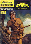 Cover for Illustrerte Klassikere [Classics Illustrated] (Illustrerte Klassikere / Williams Forlag, 1957 series) #140 - Daniel Boone