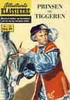 Cover for Illustrerte Klassikere [Classics Illustrated] (Illustrerte Klassikere / Williams Forlag, 1957 series) #145 - Prinsen og tiggeren