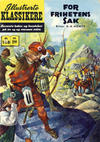 Cover for Illustrerte Klassikere [Classics Illustrated] (Illustrerte Klassikere / Williams Forlag, 1957 series) #148 - For frihetens sak