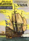 Cover for Illustrerte Klassikere [Classics Illustrated] (Illustrerte Klassikere / Williams Forlag, 1957 series) #149 - Eventyret Vasa