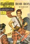 Cover for Classiques Illustrés (Publications Classiques Internationales, 1957 series) #8 - Rob Roy