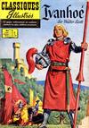 Cover for Classiques Illustrés (Publications Classiques Internationales, 1957 series) #9 - Ivanohé