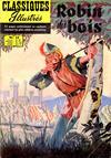 Cover for Classiques Illustrés (Publications Classiques Internationales, 1957 series) #12 - Robin des Bois