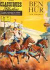 Cover for Classiques Illustrés (Publications Classiques Internationales, 1957 series) #58 - Ben Hur