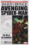 Cover for Avenging Spider-Man Daily Bugle (Marvel, 2011 series) #1