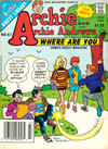 Cover Thumbnail for Archie... Archie Andrews Where Are You? Comics Digest Magazine (1977 series) #47 [$1.25]