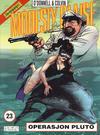Cover Thumbnail for Modesty Blaise (1998 series) #23 - Operasjon Pluto [Reutsendelse bc 382 13]