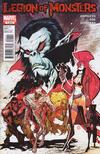 Cover for Legion of Monsters (Marvel, 2011 series) #1