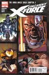Cover for Uncanny X-Force (Marvel, 2010 series) #15 [Second Print Variant]