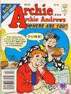 Cover for Archie... Archie Andrews Where Are You? Comics Digest Magazine (Archie, 1977 series) #92