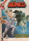 Cover for El Hombre Biónico (Editorial Novaro, 1979 series) #12