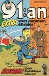 Cover for 91:an [delas] (Åhlén & Åkerlunds, 1956 series) #19/77