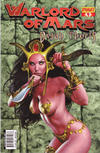 Cover for Warlord of Mars: Dejah Thoris (Dynamite Entertainment, 2011 series) #4 [Cover B - Joe Jusko Cover]