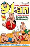 Cover for 91:an [delas] (Åhlén & Åkerlunds, 1956 series) #14/1979