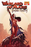 Cover for Warlord of Mars: Dejah Thoris (Dynamite Entertainment, 2011 series) #2 [Cover C - Paul Renaud cover]
