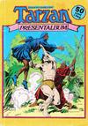 Cover for Tarzan presentalbum (Atlantic Förlags AB, 1978 series) #[1989]