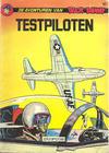 Cover for Buck Danny (Dupuis, 1949 series) #10 - Testpiloten