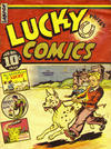 Cover for Lucky Comics (Maple Leaf Publishing, 1941 series) #v1#7