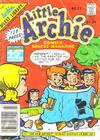 Cover for Little Archie Comics Digest Magazine (Archie, 1985 series) #27