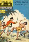 Cover for Illustrerte Klassikere [Classics Illustrated] (Illustrerte Klassikere / Williams Forlag, 1957 series) #155 - Kaptein Cooks siste reise
