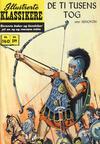 Cover for Illustrerte Klassikere [Classics Illustrated] (Illustrerte Klassikere / Williams Forlag, 1957 series) #160 - De ti tusens tog