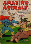 Cover for Amazing Animals (Bell Features, 1951 ? series) #15