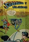 Cover for Superman y Sus Amigos (Editorial Novaro, 1956 series) #22