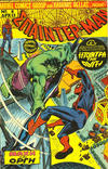 Cover for Σπάιντερ Μαν [Spider-Man] (Kabanas Hellas, 1977 series) #8