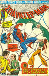 Cover for Σπάιντερ Μαν [Spider-Man] (Kabanas Hellas, 1977 series) #15