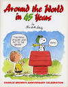 Cover for Around the World in 45 Years [Peanuts] (Andrews McMeel, 1994 series) #[nn]