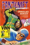 Cover for Fantomet (Semic, 1976 series) #16/1988