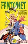 Cover for Fantomet (Semic, 1976 series) #17/1988