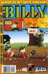 Cover for Billy (Hjemmet / Egmont, 1998 series) #22/2011