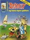 Cover for Asterix (Hjemmet / Egmont, 1969 series) #1 - Asterix og hans tapre gallere [7. opplag]