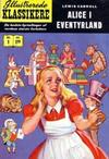 Cover for Illustrerede Klassikere (I.K. [Illustrerede klassikere], 1956 series) #1 - Alice i Eventyrland