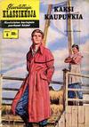 Cover for Kuvitettuja Klassikkoja (Kuvajulkaisut, 1956 series) #6 - Kaksi kaupunkia