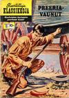 Cover for Kuvitettuja Klassikkoja (Kuvajulkaisut, 1956 series) #8 - Preeriavaunut