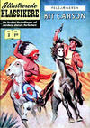 Cover for Illustrerede Klassikere (I.K. [Illustrerede klassikere], 1956 series) #3 - Pelsjægeren Kit Carson