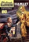 Cover for Illustrerede Klassikere (I.K. [Illustrerede klassikere], 1956 series) #4 - Hamlet