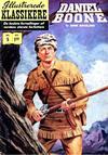 Cover for Illustrerede Klassikere (I.K. [Illustrerede klassikere], 1956 series) #5 - Daniel Boone