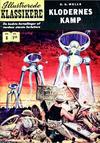 Cover for Illustrerede Klassikere (I.K. [Illustrerede klassikere], 1956 series) #6 - Klodernes kamp